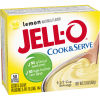 Jell-O Cook & Serve Lemon Pudding & Pie Filling 2.9 oz Box