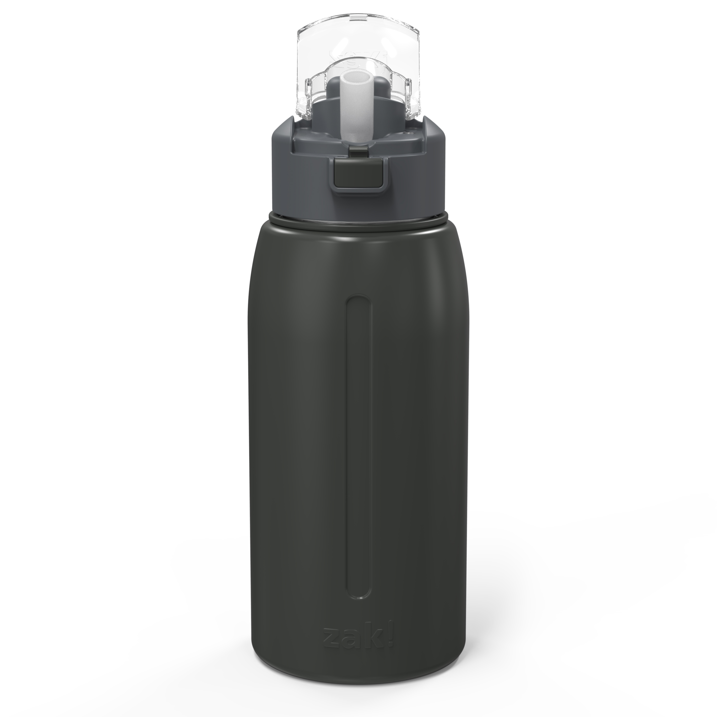 Genesis 32 ounce Vacuum Insulated Stainless Steel Tumbler, Charcoal slideshow image 6