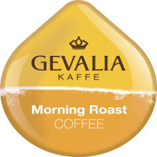Gevalia Morning Roast Ground Coffee T-Disc for Tassimo Brewing System, 14 count