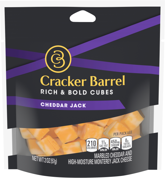Cheedar Jack - 2oz bag