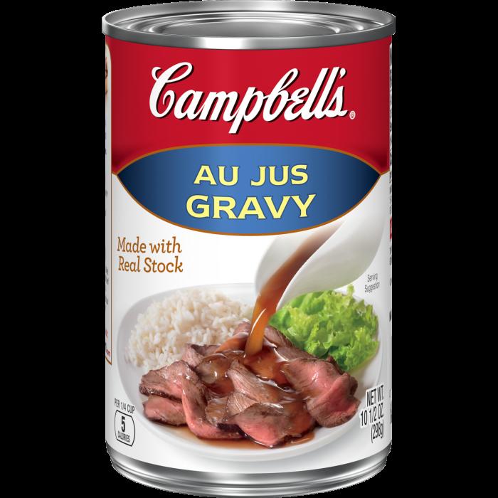 Au Jus Gravy