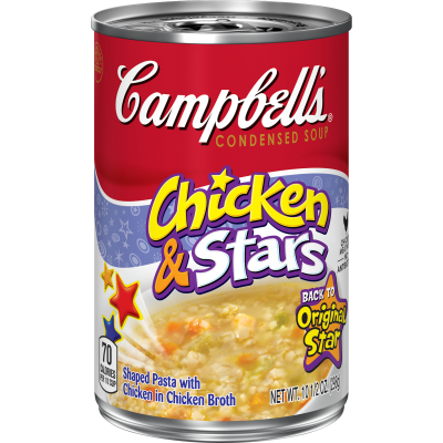 Chicken & Stars Soup