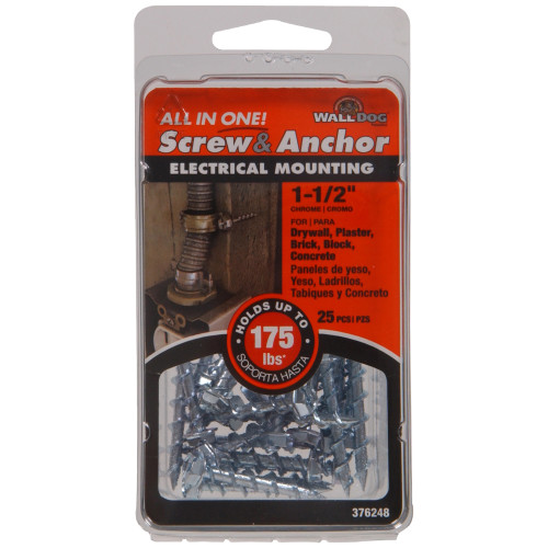 WALLDOG Electrical Hex Washer Head (1-1/2
