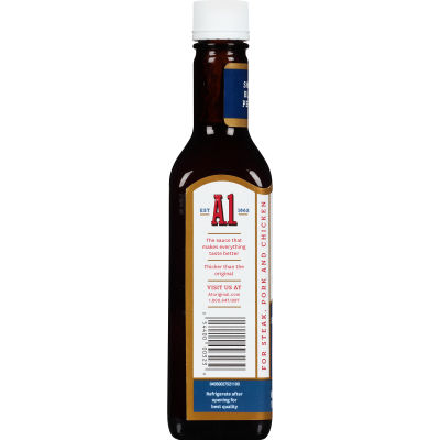 A1 Smoky Black Pepper Sauce 10 oz Bottle