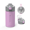 Genesis 12 ounce Vacuum Insulated Stainless Steel Tumbler, Lilac slideshow image 2