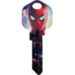 Spiderman Key Blank