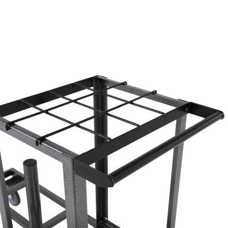 Statesman Cart Bundle - Black Steel 12