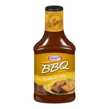 Kraft BBQ Sauce with Garlic