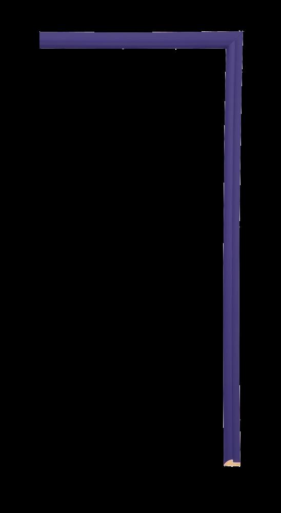 Confetti Fillet Purple 1/4