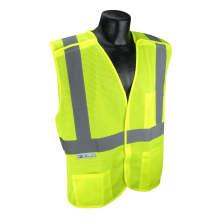 Radians SV4X Economy Mesh X-Back Type R Class 2 Breakaway Safety Vest