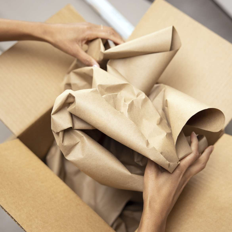 Flourish™ 100% Recycled Kraft Paper
