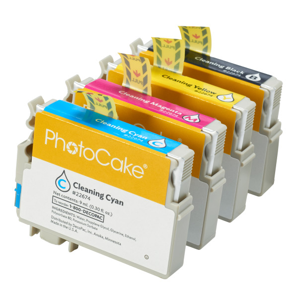 XP340, XP430, XP440 and XP446 Printer Cleaning Kit for PhotoCake® Ink