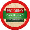 DiGiorno Grated Parmesan Cheese 5 oz Tub