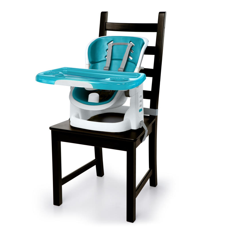 SmartClean ChairMate High Chair™ - Peacock Blue