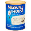 Maxwell House Vanilla Ground Coffee 11 oz Can