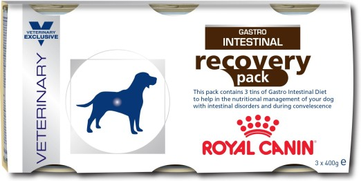 Canine Gasto Intestinal Recovery Pack