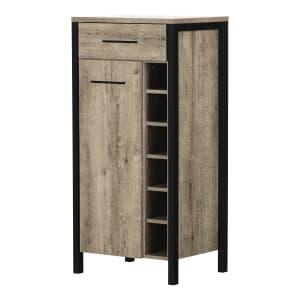 Munich - Bar Cabinet with Storage