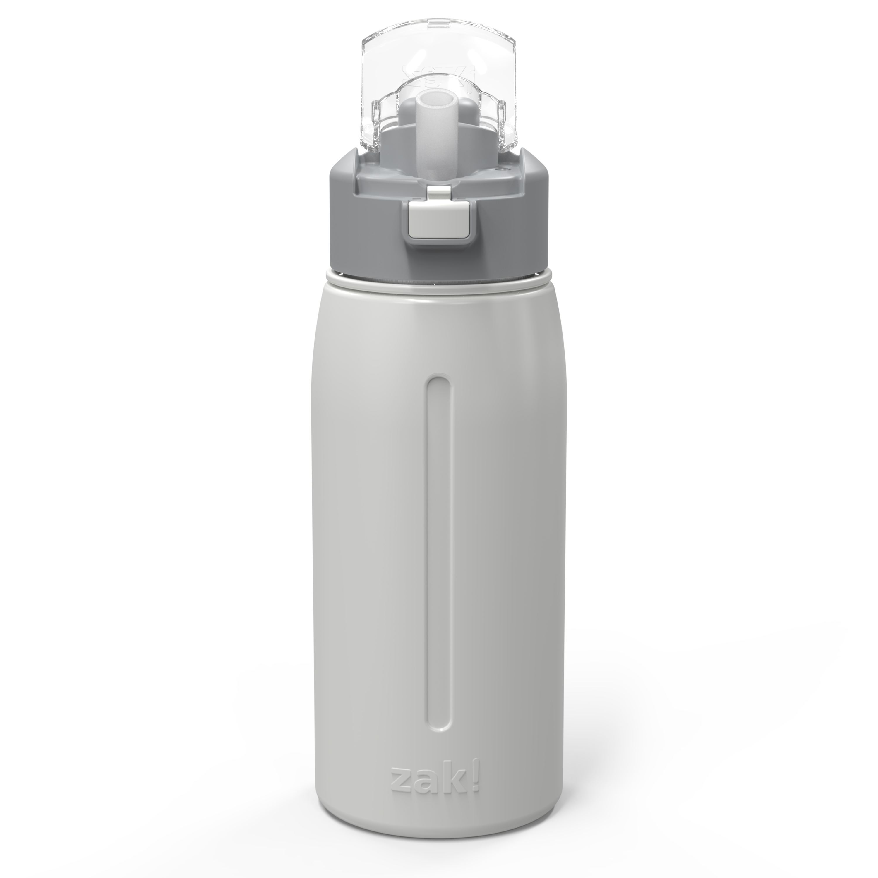 Genesis 24 ounce Vacuum Insulated Stainless Steel Tumbler, Gray slideshow image 5