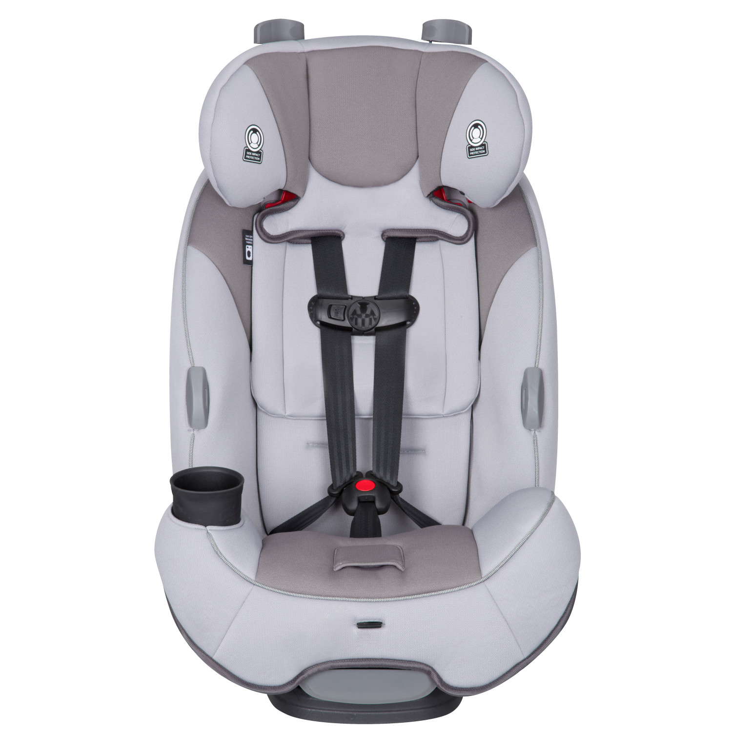 Safety 1st TrioFit 3-in-1 Convertible Car Seat, Cool Grey 4