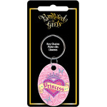 Pampered Girls Princess Key Chain