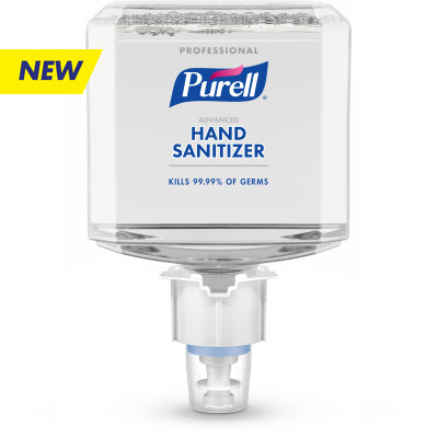 ES4 PURELL FOAM SANITIZER  PROFESSIONAL 2/1200ML