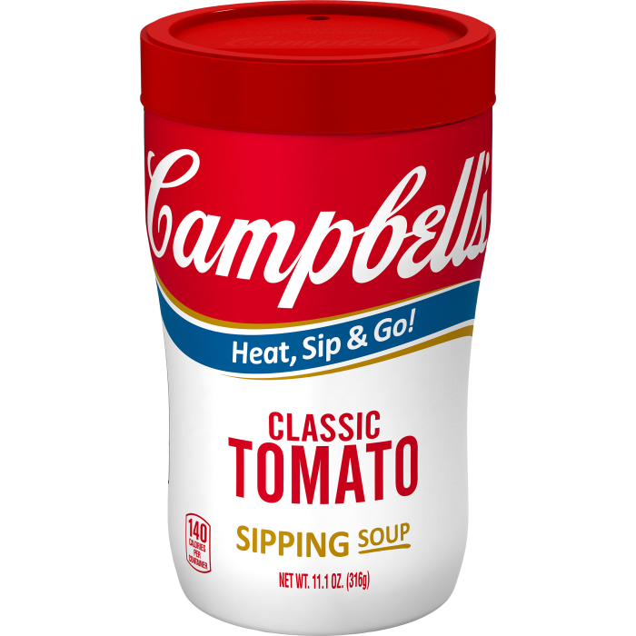 Classic Tomato Sipping Soup