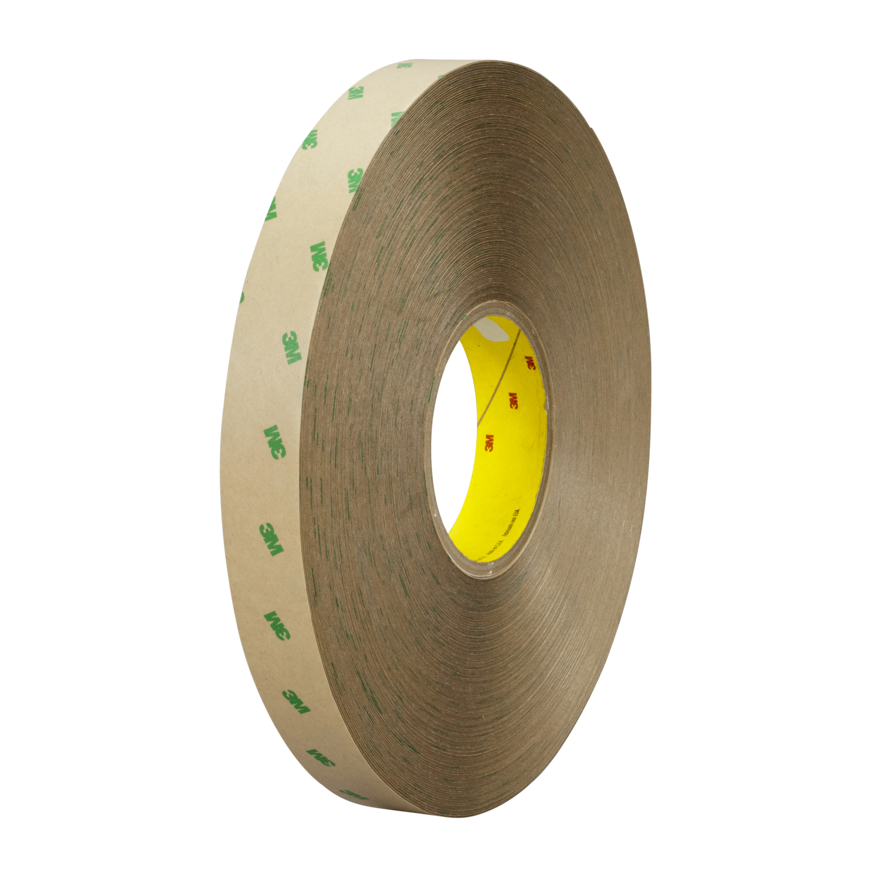 3M™ Adhesive Transfer Tape 9505, Clear, 24 in x 60 yd, 5 mil, 1 roll per case