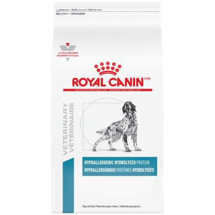 Royal Canin Veterinary Diet Canine Hypoallergenic Hydrolyzed Protein Dry Dog Food