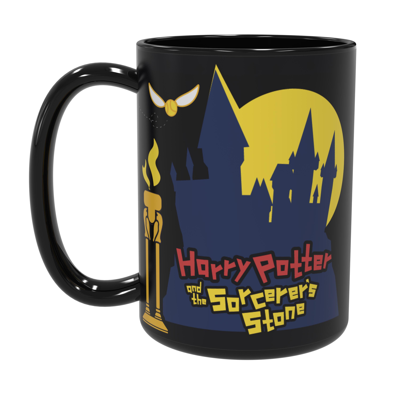 Harry Potter 15 oz. Coffee Mug, The Sorcerer's Stone slideshow image 4