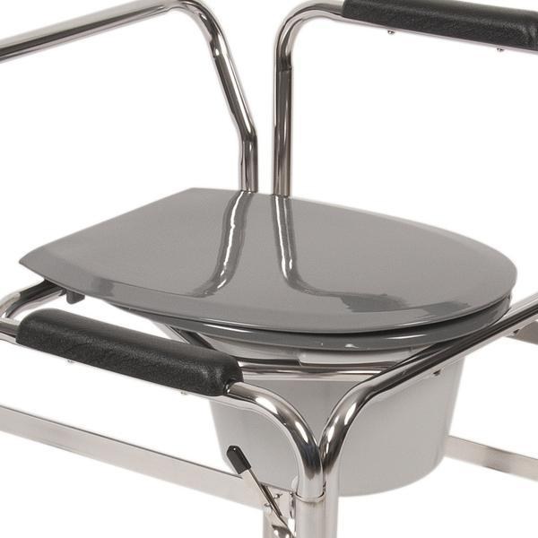 5028-SA Replacement Seat Assembly for Various Commodes