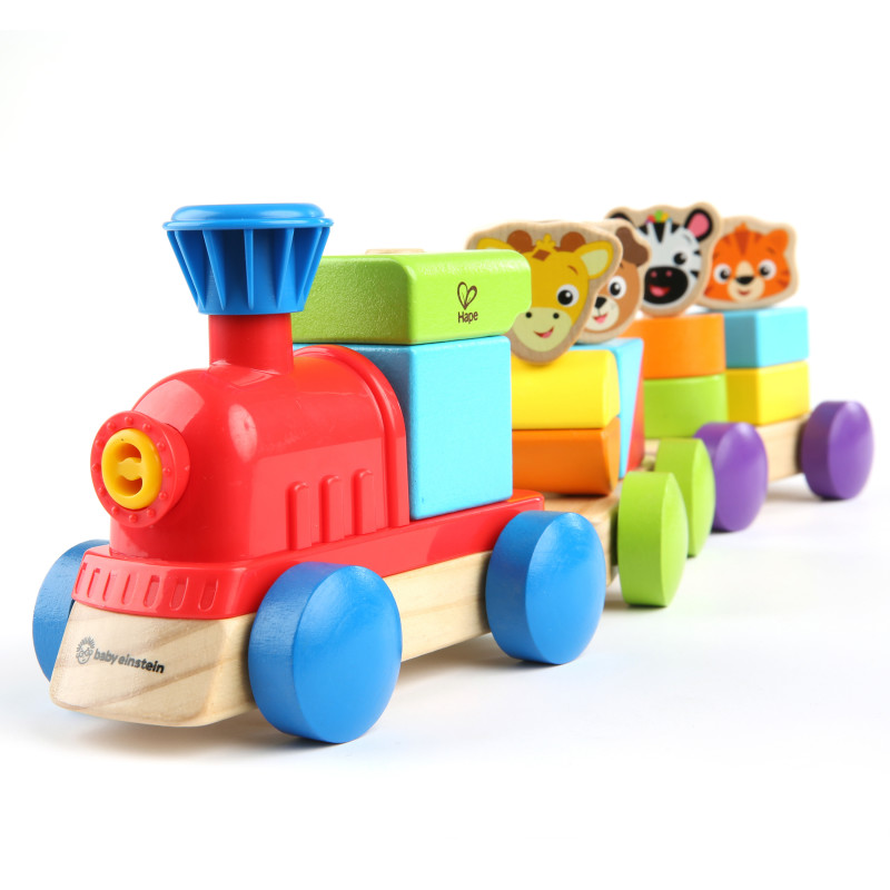 Discovery Train™ Wooden Toy