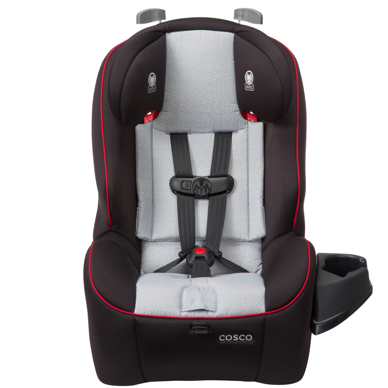 Cosco-Easy-Elite-3-in-1-Convertible-Car-Seat-Disco-Ball-Berry thumbnail 57
