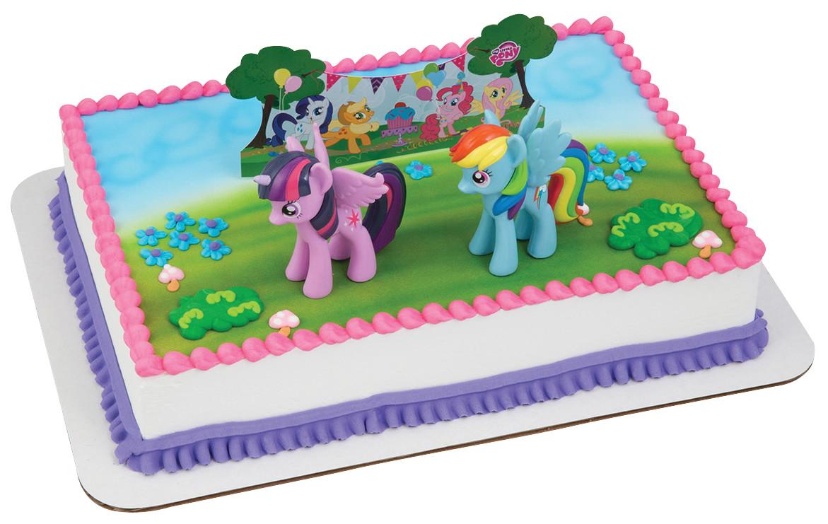 My Little Pony 174 It S A Pony Party Decoset 174 Decopac