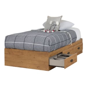 Prairie - Mates Bed with 3 Drawers