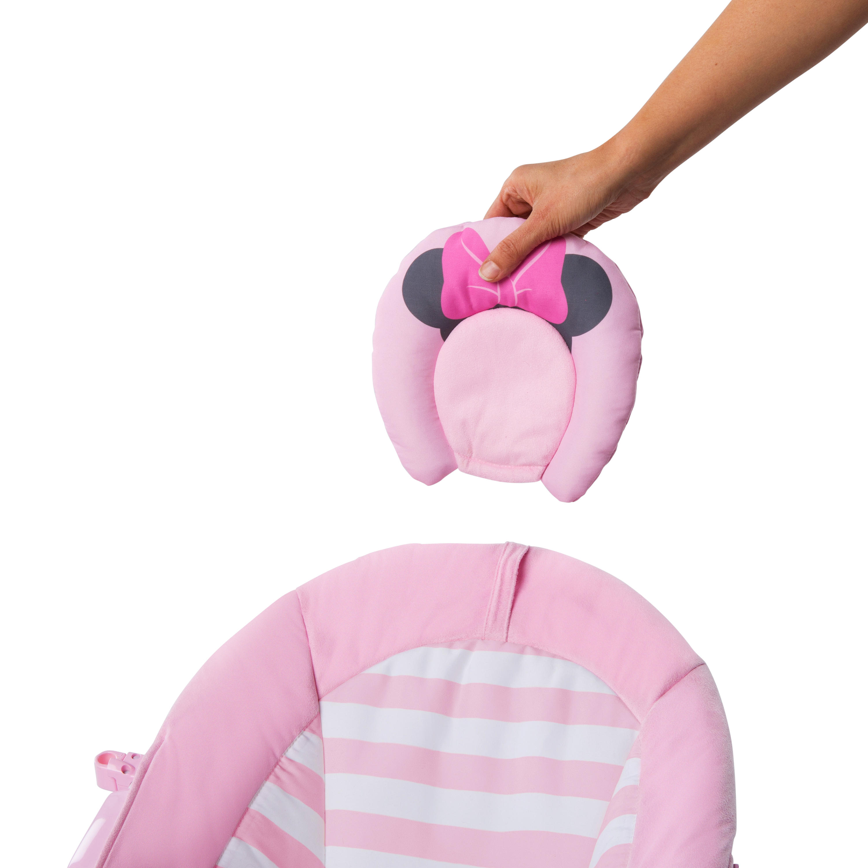 MINNIE MOUSE Blushing Bows Bouncer™