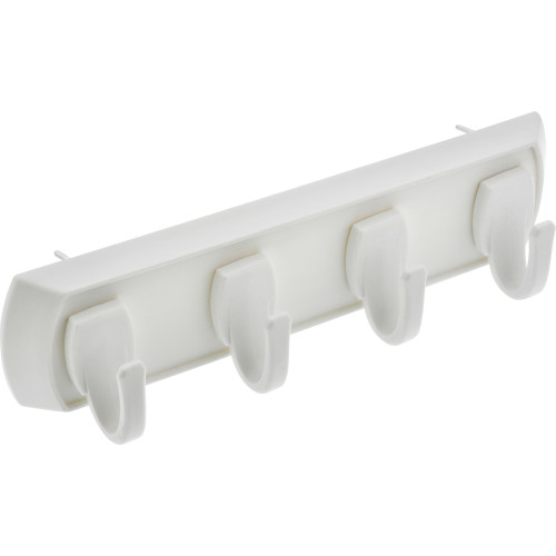 High & Mighty Small Key Rail White