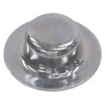 Zinc Axle Cap Nuts