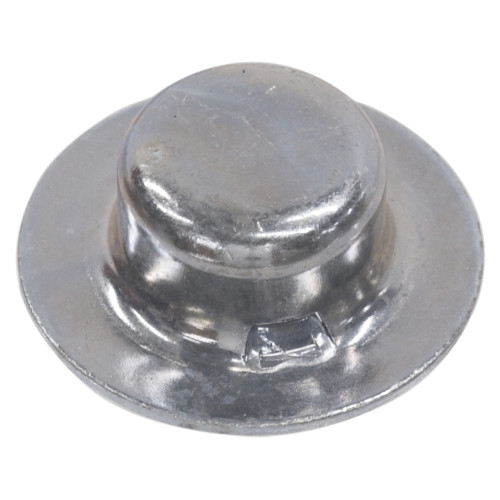 Zinc Axle Cap Nuts 3/16