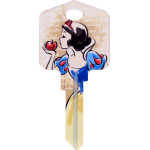 Disney Fashion - Belle and Snow White Key Blank