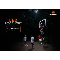 LED Basketball Hoop Light thumbnail 4