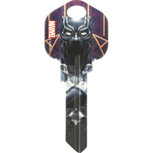 Marvel's Black Panther Kwikset 66/97 KW1/10 Key Blank