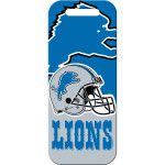 Detroit Lions Large Luggage Quick-Tag