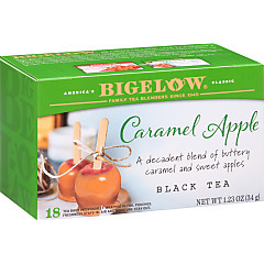 Caramel Apple Tea - Case of 6 boxes- total of 108 tea bags