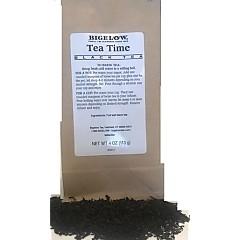 Bigelow Teatime Loose Black Tea - 4 oz. bag