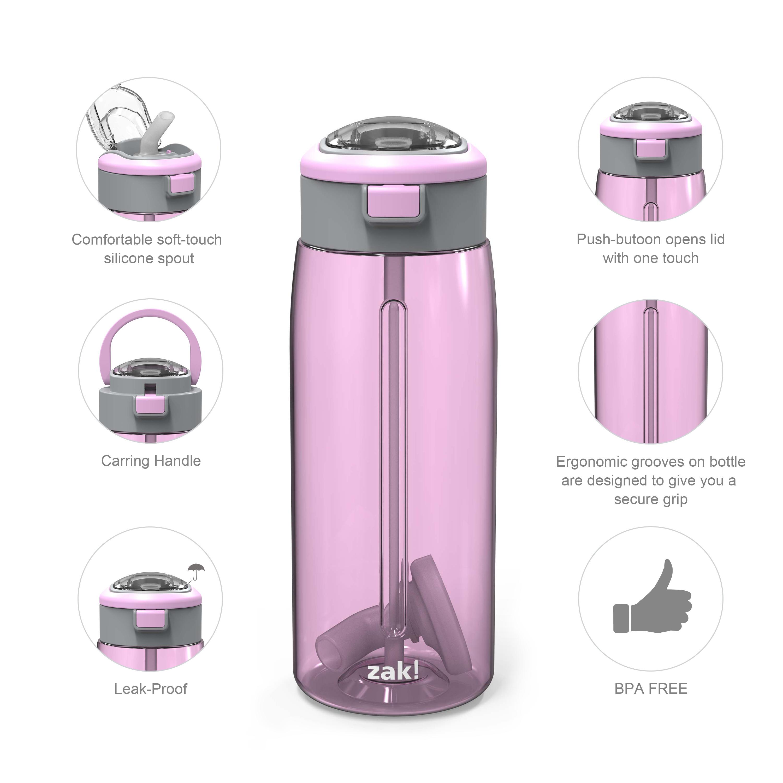 Genesis 32 ounce Water Bottles, Lilac slideshow image 3