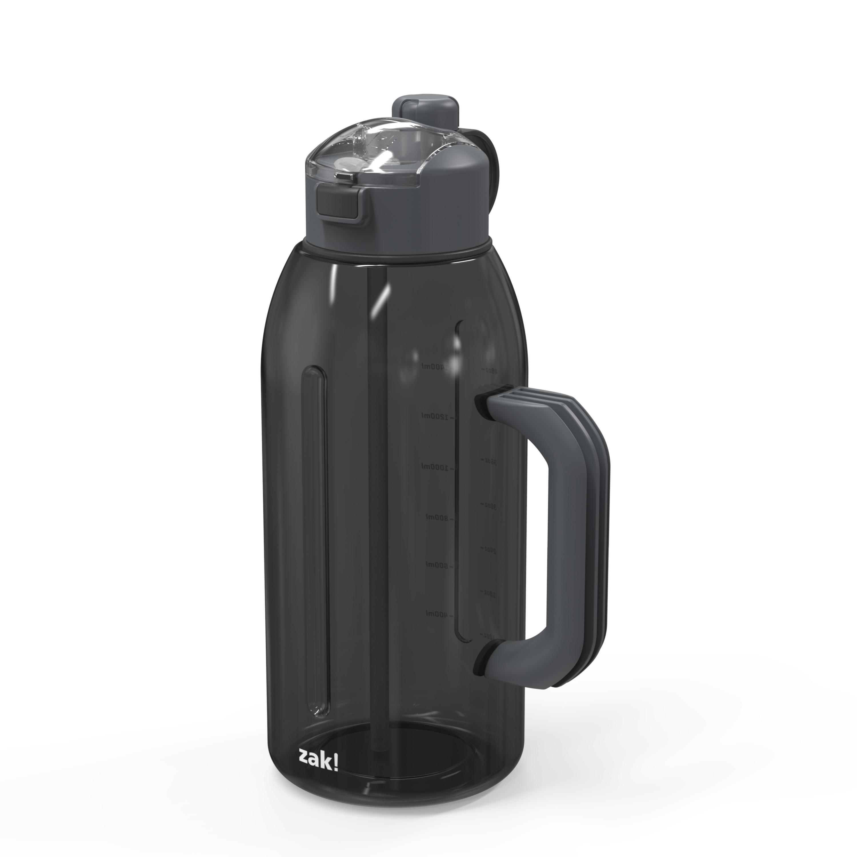 Genesis 64 ounce Water Bottle, Charcoal slideshow image 4