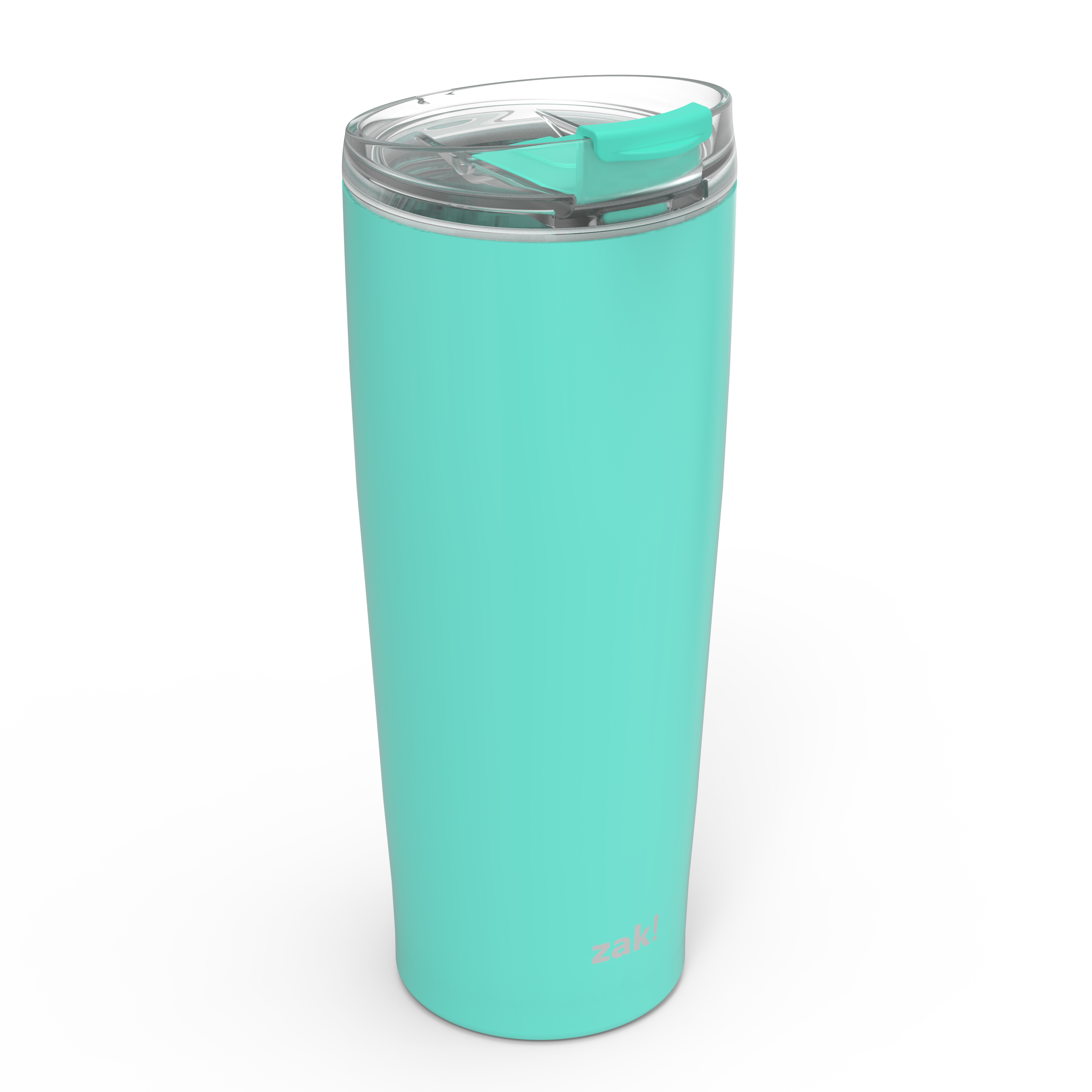 Aberdeen 30 ounce Vacuum Insulated Stainless Steel Tumbler, Green slideshow image 4