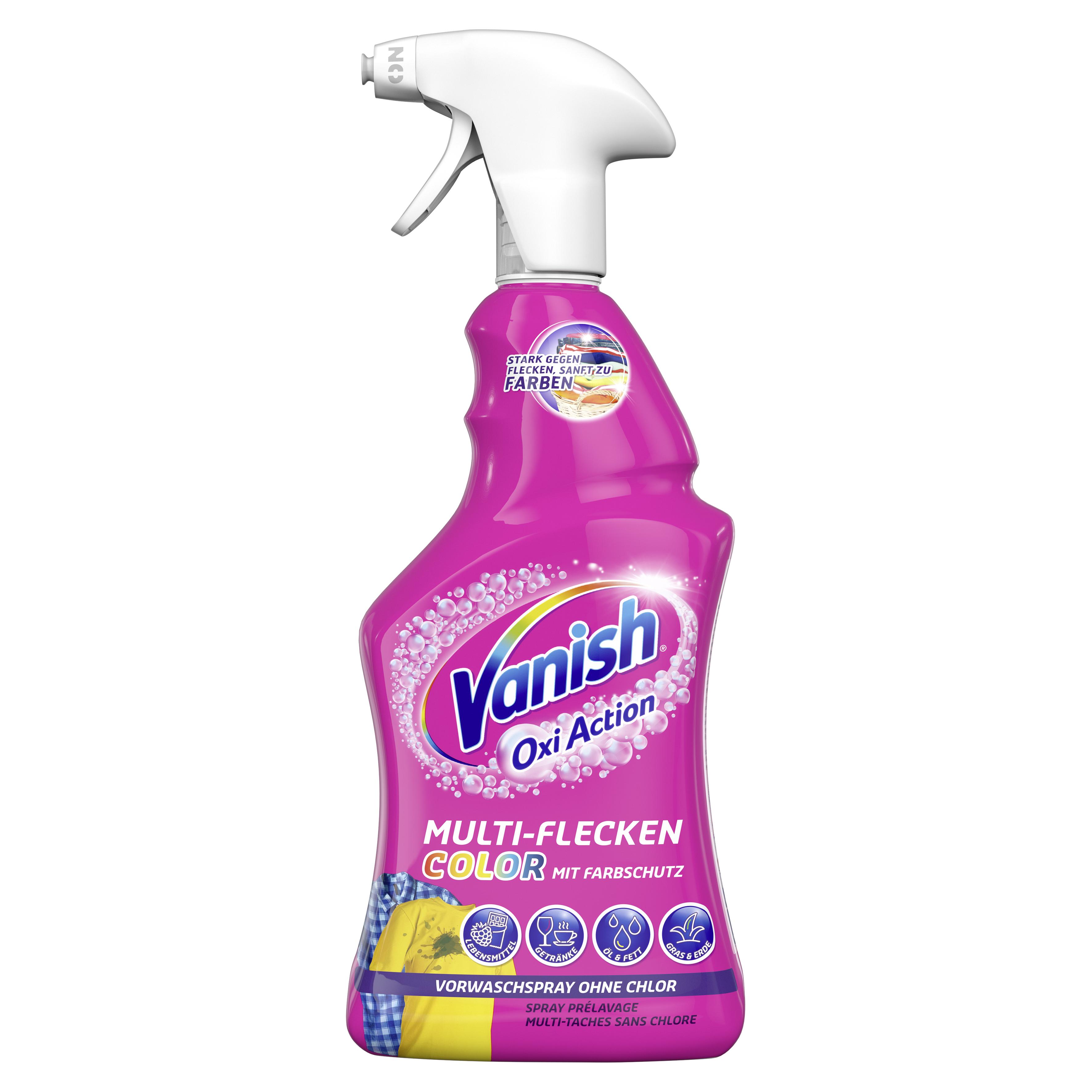 Vanish Oxi Action Multi-Flecken Vorwaschspray 750ml