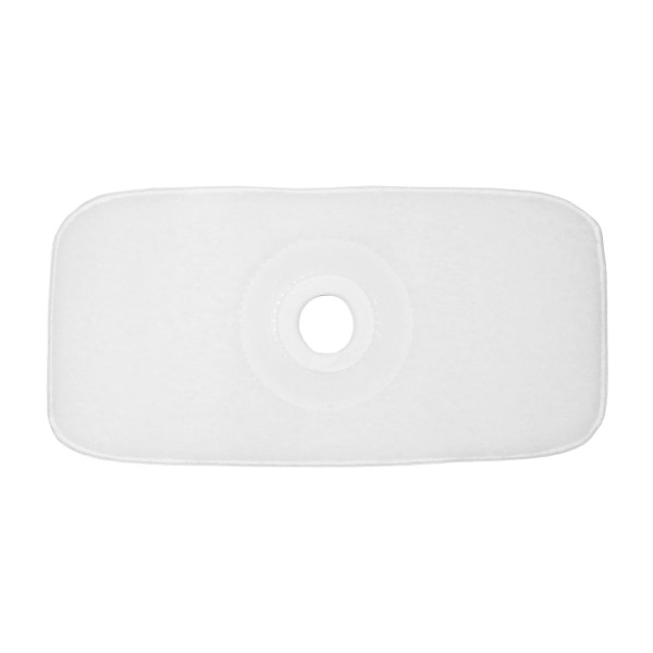 Ostomy Replacement Pad, Fits 6 Inch Binder, 2 Inch Pad Opening