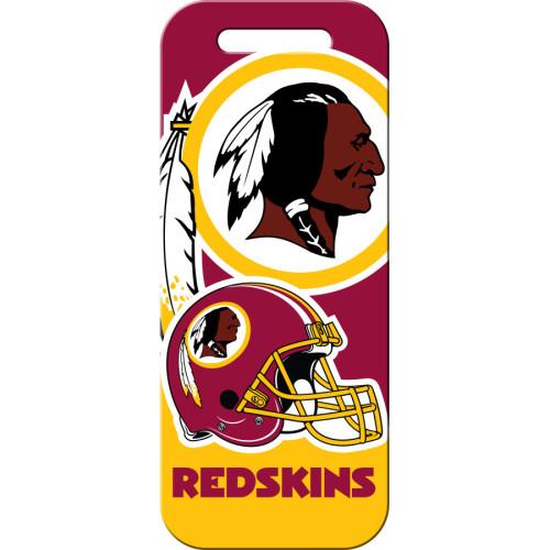 Washington Redskins Large Luggage Quick-Tag 5 Pack